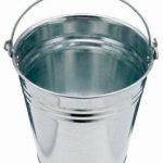 Stadium 13L galvanised bucket
