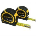 Stanley tylon measuring tapes 5m/16ft or 8m/26ft
